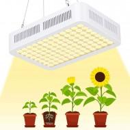 PROFI LED GROW panel pre všetky rastliny so zabudovaným samochladiacim systémom, sunlight, 80W, 220V