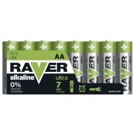 Batéria RAVER - AA 1ks