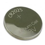 Lítiová gombíková batéria CR2025