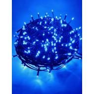 PROFI LED vianočná svetelná reťaz, 500xLED, modrá 35,5m, 220V, IP65
