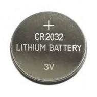 Lítiová gombíková batéria CR2032