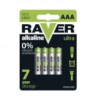 Batéria RAVER - AAA 1ks