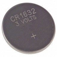 Lítiová gombíková batéria CR1632