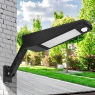 Solárne LED senzorové svetlo - studená biela
