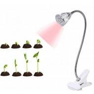 PROFI LED lampa pre rast rastlín, E27, 7W - HB-LGLP7W