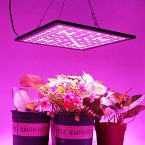 LED GROW panely pre rast rastlín