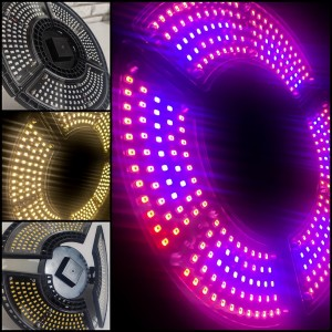 LED GROW žiarovky - séria PROFI