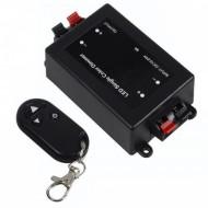 LED stmievač wireless RF, 12V / 96W max. s diaľkovým ovládaním
