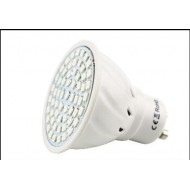 BASIC LED GROW žiarovka na všetky rastliny, 5W, GU10, SMD 2835, fialová