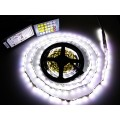 Kompletná sada LED pásik 5m, SMD 5050, 60 led/m, 14,4W/m, DUAL-WHITE, IP20