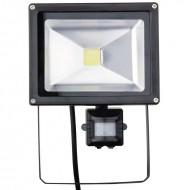 LED reflektor MCOB 20W HOME denná biela