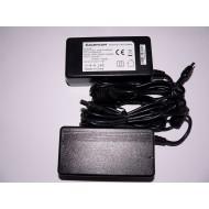 Sieťový napájací adaptér pre led pásiky, 230V - 12V, 5A, 60W