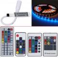 LED ovládače