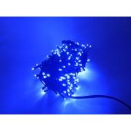 PROFI LED vianočná svetelná reťaz, 300xLED, modrá - jednofarebná 22m, 220V, IP65