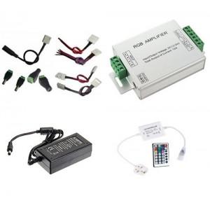 Príslušenstvo pre LED pásiky
