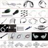 Spojky, konektory a káble