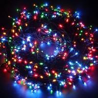 VONKAJŠIE LED vianočné reťaze