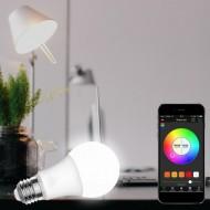 SMART LED RGB Wi-fi žiarovka