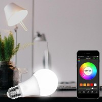 SMART LED RGB Wi-fi žiarovka