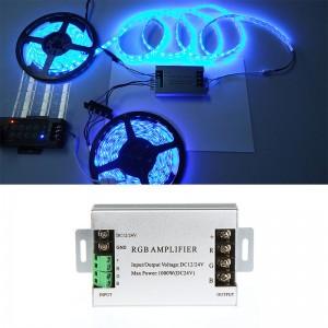 LED zosilovače