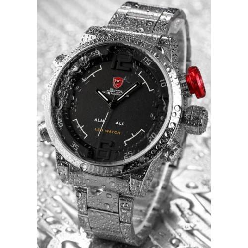 LED hodinky SHARK SH103 2ab16d16b01