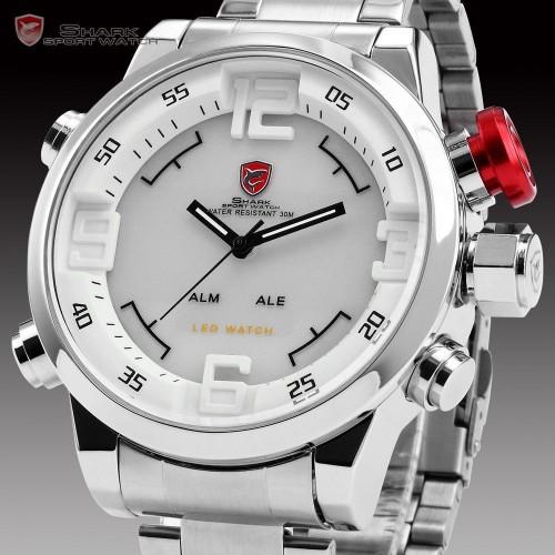 LED hodinky SHARK SH104 f59874332f7