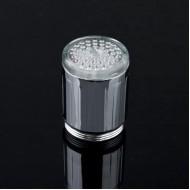 LED nadstavec na vodovodnú batériu termo, 3 farby
